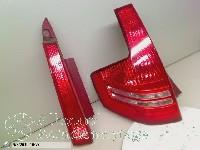 Citroën C4 Berline (LC/LD) Hatchback 5-drs 1.6 HDi 16V 110 (DV6TED4(9HY)) REAR LIGHT LEFT 2005