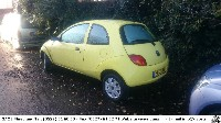 Ford Ka I Hatchback 1.3i (BAA)