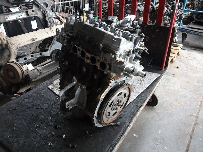 Engine Daihatsu Sirion 2 (M3) Hatchback 1 3 16V DVVT (K3-VE) (2007