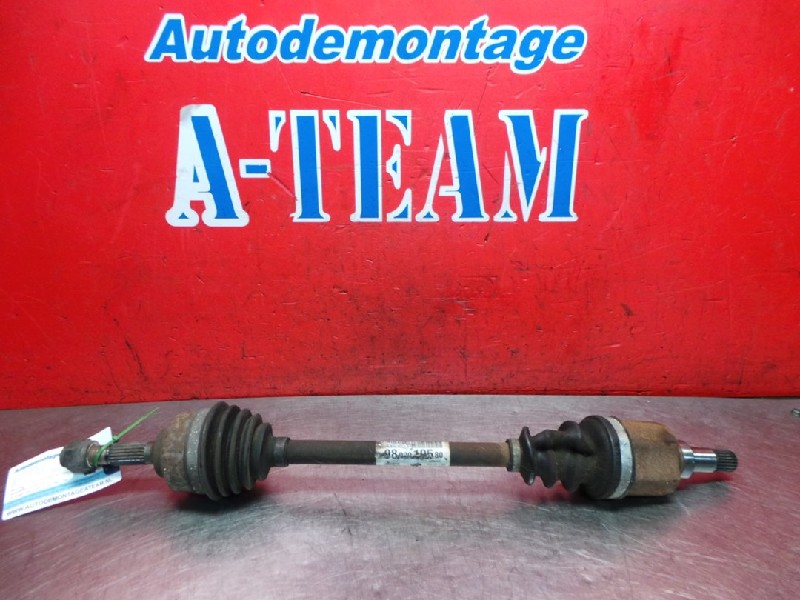 Peugeot 208 (CA/CC/CK/CL) Hatchback 1.4 HDi (DV4C(8HP)) DRIVE SHAFT LEFT FRONT 2012
