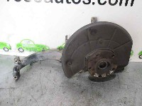 Lancia Thesis Sedan 2.4 20V (841.D.000) STUB AXLE LEFT FRONT 2004 60681728 60681728/60681728