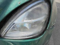 Mercedes A (W168) Hatchback 1.6 A-160 (M166.960) KOPLAMP LINKS  2000 PATA ROTA PATA ROTA