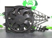 Fiat Linea (323AX) Sedan 1.4 T-Jet 16V (198.A.4000(Euro 4)) COOLING FAN 2008 29201700/51781968 51781968/29201700/51781968
