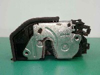 BMW 1 serie (E87/87N) Hatchback 5-drs 118i 16V (N43-B20A) DOOR LOCK RIGHT REAR 2007 7167076 7167076
