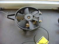 Honda CBR 600 F 1991-1994 (CBR600F2 PC25) FAN 1992