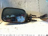 BL (Austin / Morris) Metro Hatchback 1.3 L,LS,Gta,GS,Sport (12HF) SIDE MIRROR LEFT 1991
