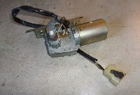 Lada Samara Hatchback 1.5i (2111) WINDSHIELD WIPER MOTOR REAR 1998 4713730