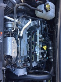 Opel Adam Hatchback 1.0 Ecotec 12V SIDI Turbo (B10XFT(Euro 6)) ENGINE BLOCK 2014