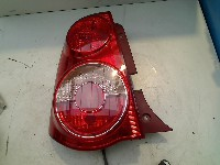 Kia Picanto (BA) Hatchback 1.0 12V (G4HE) REAR LIGHT LEFT 2008