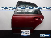 Volvo S40 (MS) 2.0 D 16V (D4204T(Euro 3)) DOOR LEFT REAR 2005