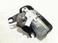 Citroën C3 (SC) Hatchback 1.6 HDi 92 (DV6DTED(9HP)) WINDSHIELD WIPER MOTOR REAR 2011 9683382380 968338238/9683382380