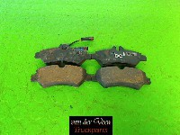 Mercedes Sprinter 311 CDI BRAKE PADS 2009 A0044206920