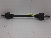 Mercedes E (C207) Coupé E-500 V8 32V (M278.922) DRIVE SHAFT RIGHT REAR 2011  2073500010